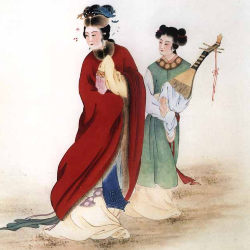 Princess Zhao Jun Goes Beyond the Frontier, Pipa, Zhao Jun Chu Sai, 昭君出塞,琵琶曲